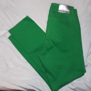 Green LRL pants size 10